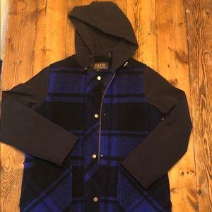 Pendleton Plaid Rain Jacket
